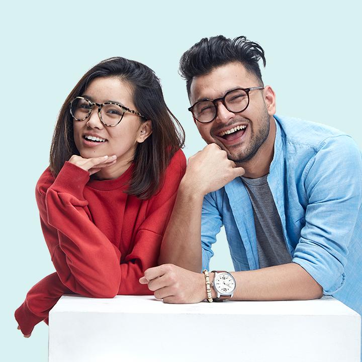 shop men women branded glasses, power glasses, prescription, optical