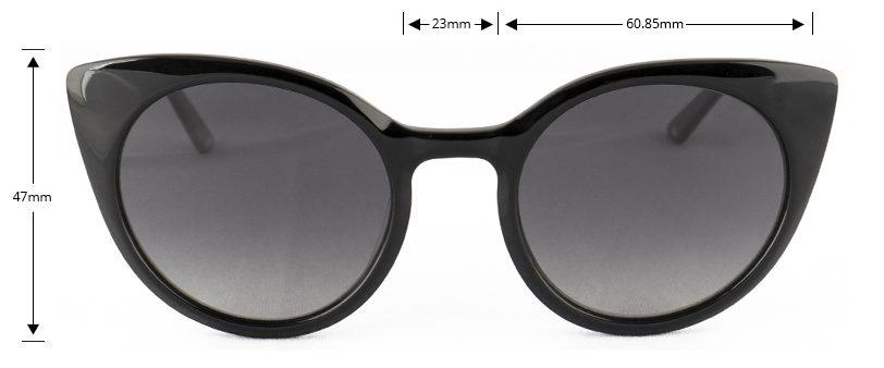 Vintage-Cat-eyed-sunglasses-eyewear-high-quality-premium-designer-eyewear-trendy-classic-black-frame